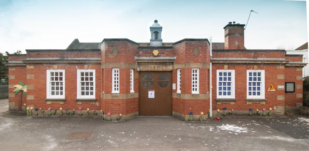 Original part of the school